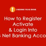 LVB Net Banking How To Register, Activate & Login Account [Guide] 26