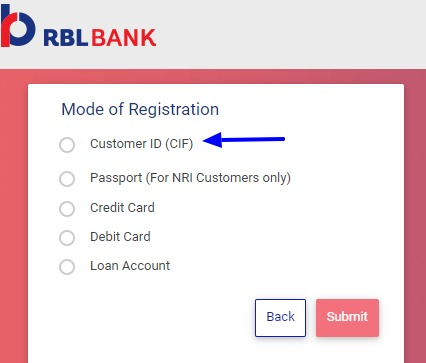 RBL Net Banking Online – How To Register & Activate Account? – Ratnakar Bank Limited 17