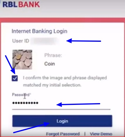 RBL Net Banking Online – How To Register & Activate Account? – Ratnakar Bank Limited 7