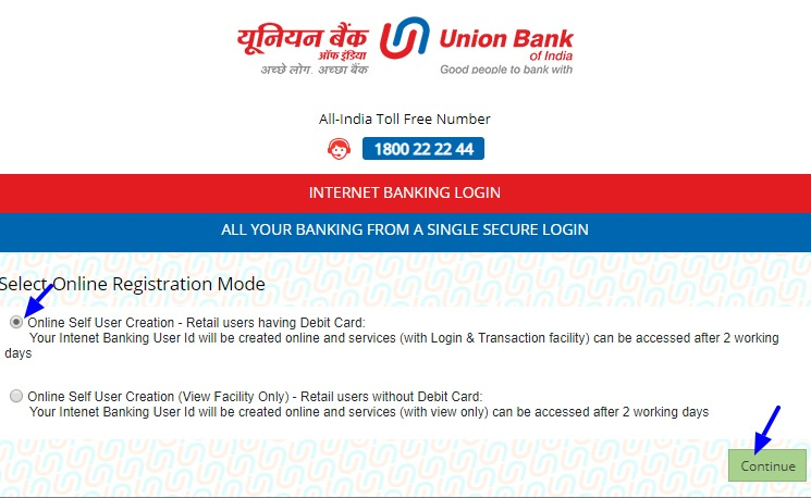 UBI Net Banking Online – How To Register & Activate Account? 25