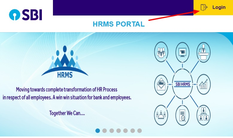 SBI HRMS – How To Register & Activate Account? 2