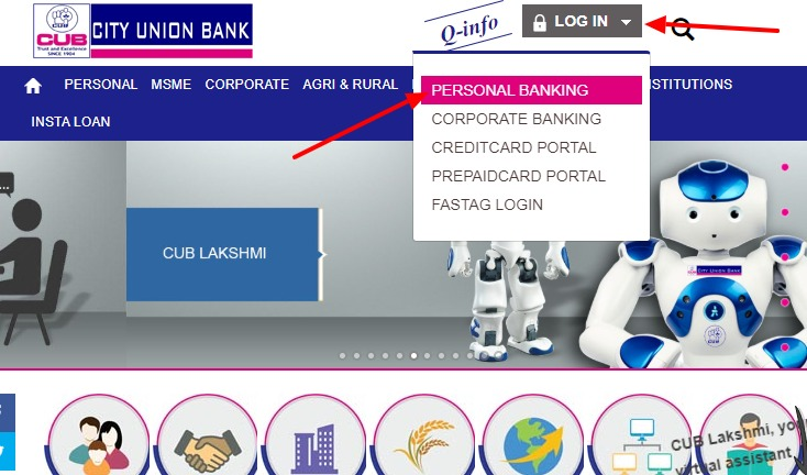 CUB Net Banking Online – How To Register & Activate Account? 4
