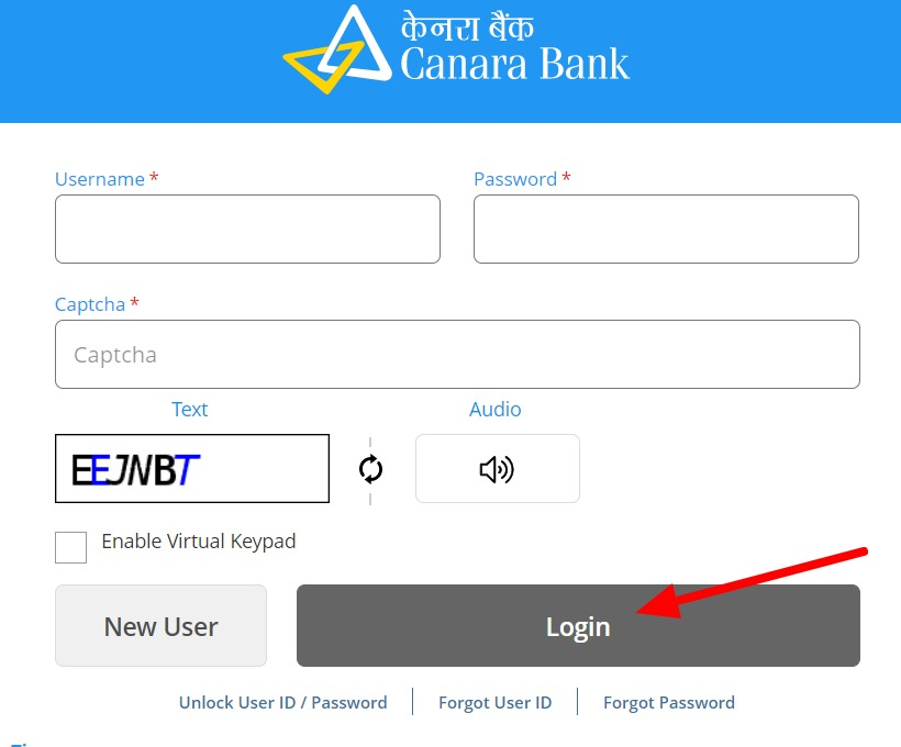 Canara Bank Net Banking : How To Register, Activate & More 24