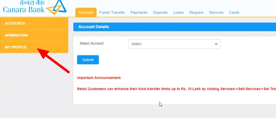 Canara Bank Net Banking : How To Register, Activate & More 25