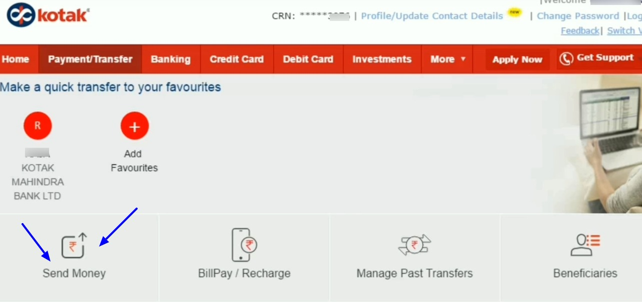 Kotak Bank Net Banking Online – How To Register & Activate Account? 34