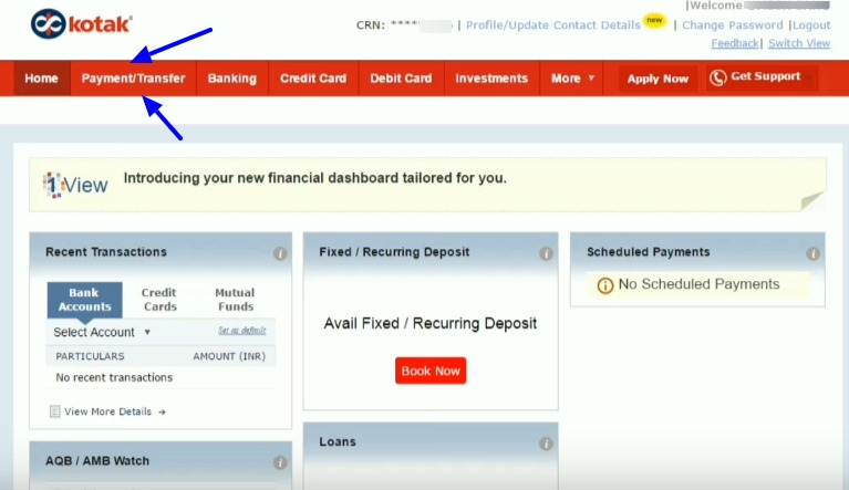 Kotak Bank Net Banking Online – How To Register & Activate Account? 33