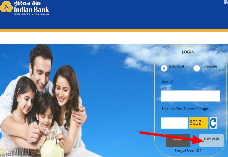 Indian Bank Net Banking Online – How To Register & Activate Account? – Indian Bank 4