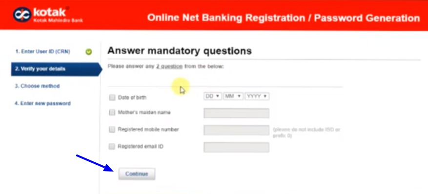 Kotak Bank Net Banking Online – How To Register & Activate Account? 27