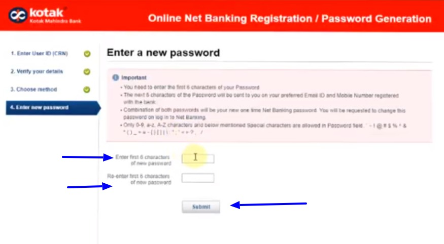Kotak Bank Net Banking Online – How To Register & Activate Account? 30