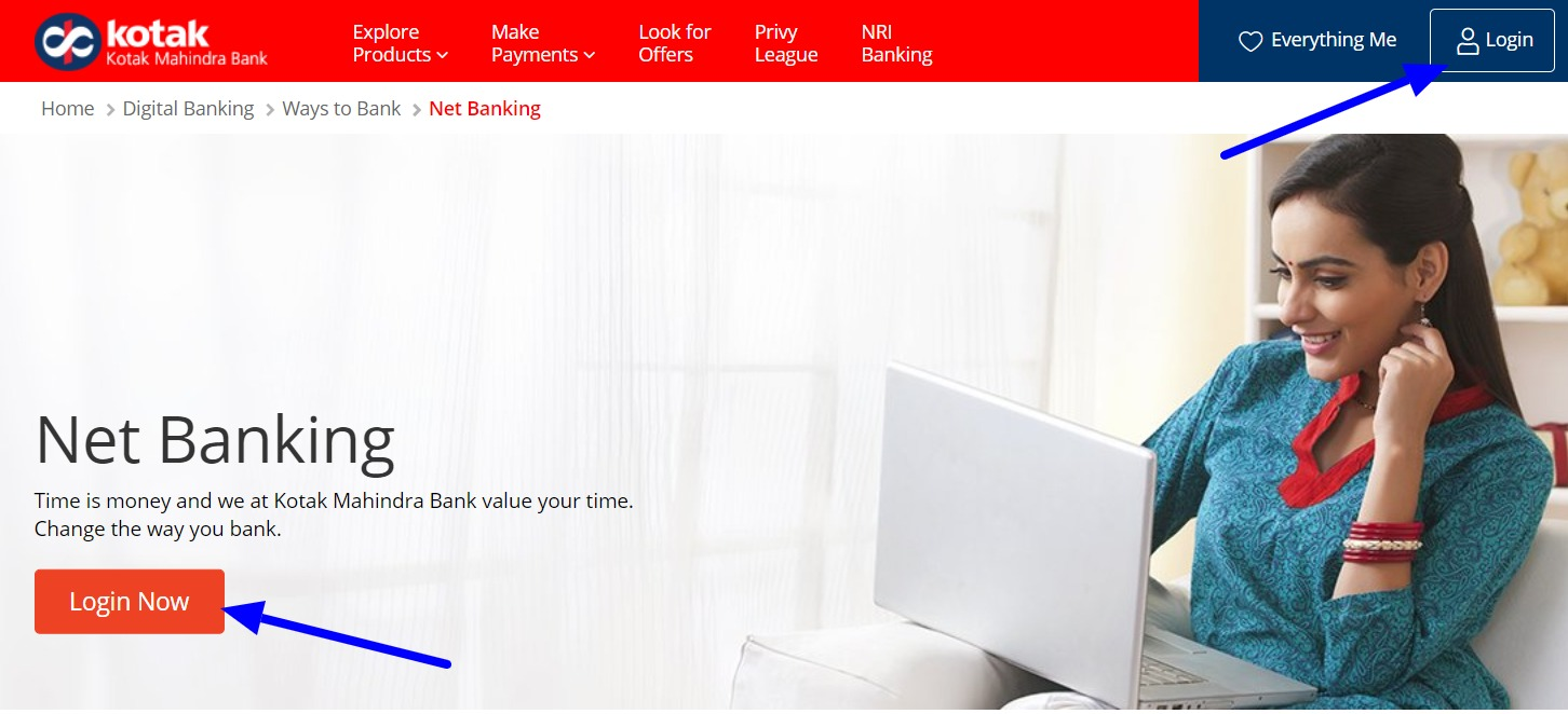 Kotak Bank Net Banking Online – How To Register & Activate Account? 24