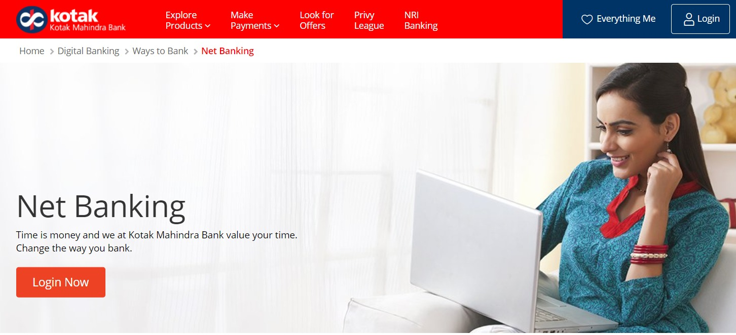 Kotak Bank Net Banking Online – How To Register & Activate Account? 23
