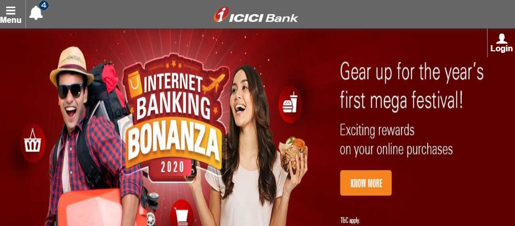 ICICI Bank Net Banking Online – How To Register & Activate Account? – ICICI Bank Limited 8