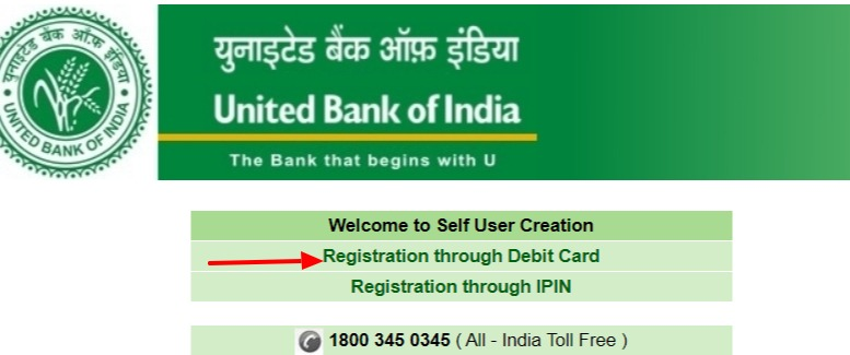 United Bank of India Net Banking Online – How To Register & Activate Account & Login? 4