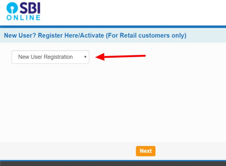 SBI Net Banking Online – How To Register & Activate Account? 3