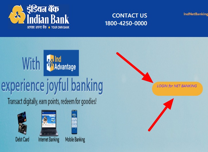 Indian Bank Net Banking Online – How To Register & Activate Account? – Indian Bank 3