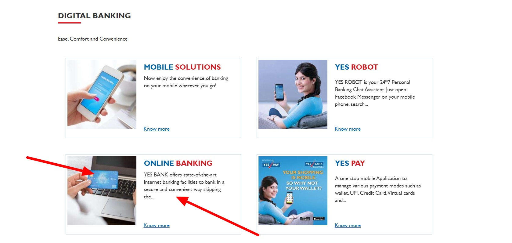 Yes Bank Net Banking – How To Register, Activate & Login? 15