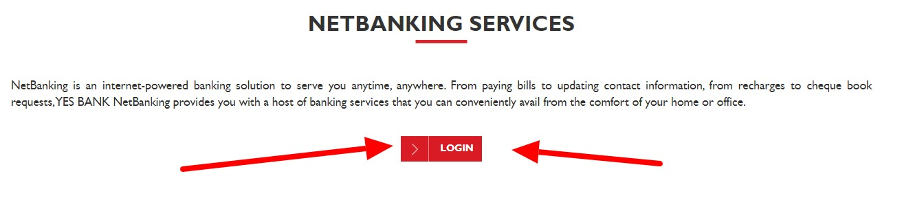 Yes Bank Net Banking – How To Register, Activate & Login? 5