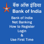 Bank of India Net Banking How to Register, Login & Use First Time 27
