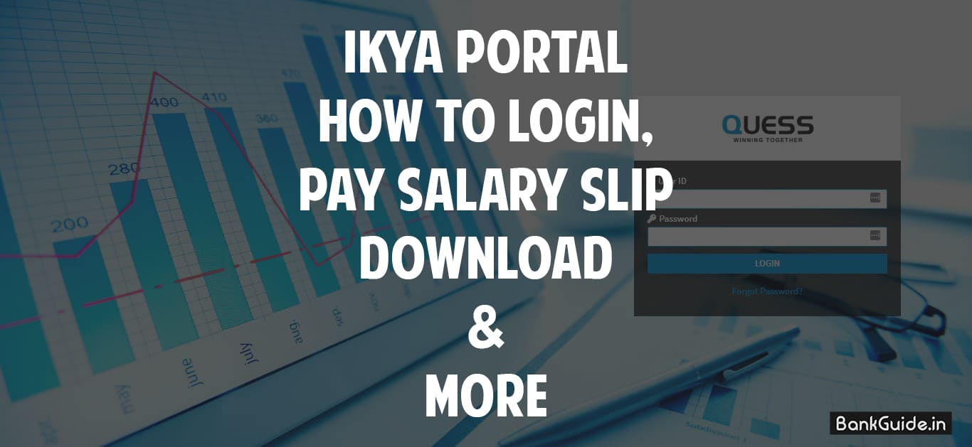 IKYA Portal: How to Login, Pay Salary Slip Download & More 1