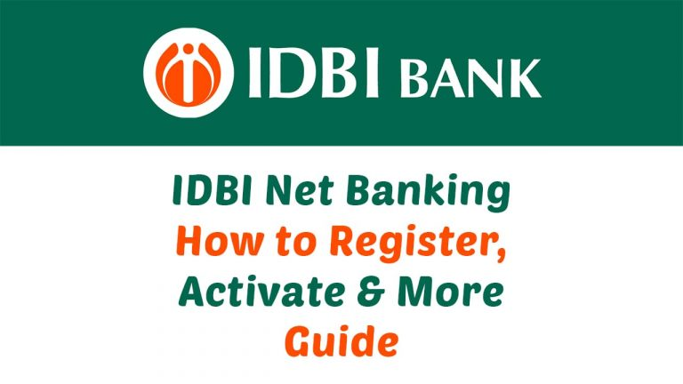 IDBI Net Banking: How to Register, Activate & More - Guide 1