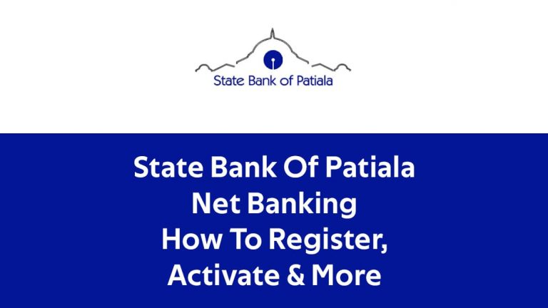 State Bank Of Patiala Net Banking : How To Register, Activate & More 1