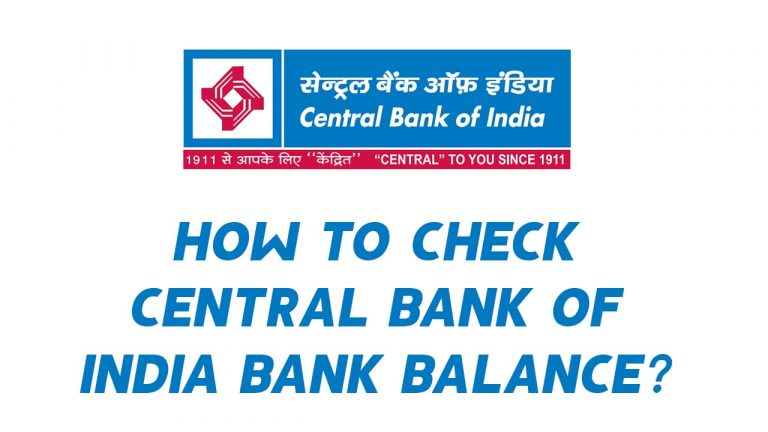 How to Check Central Bank of India Bank Balance? - Guide 6