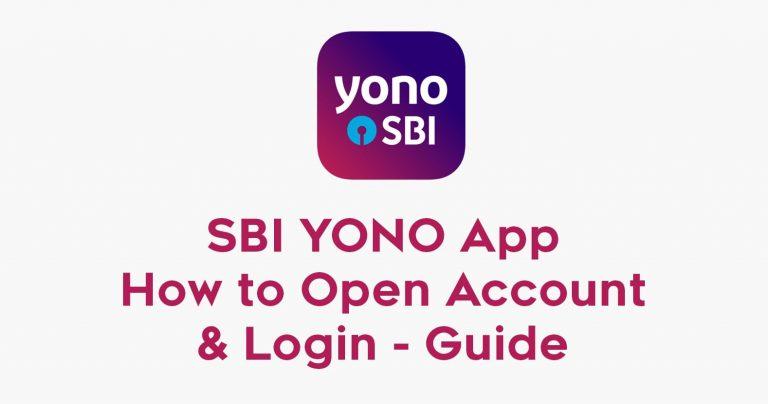 SBI YONO App: How to Open Account & Login - Guide 5