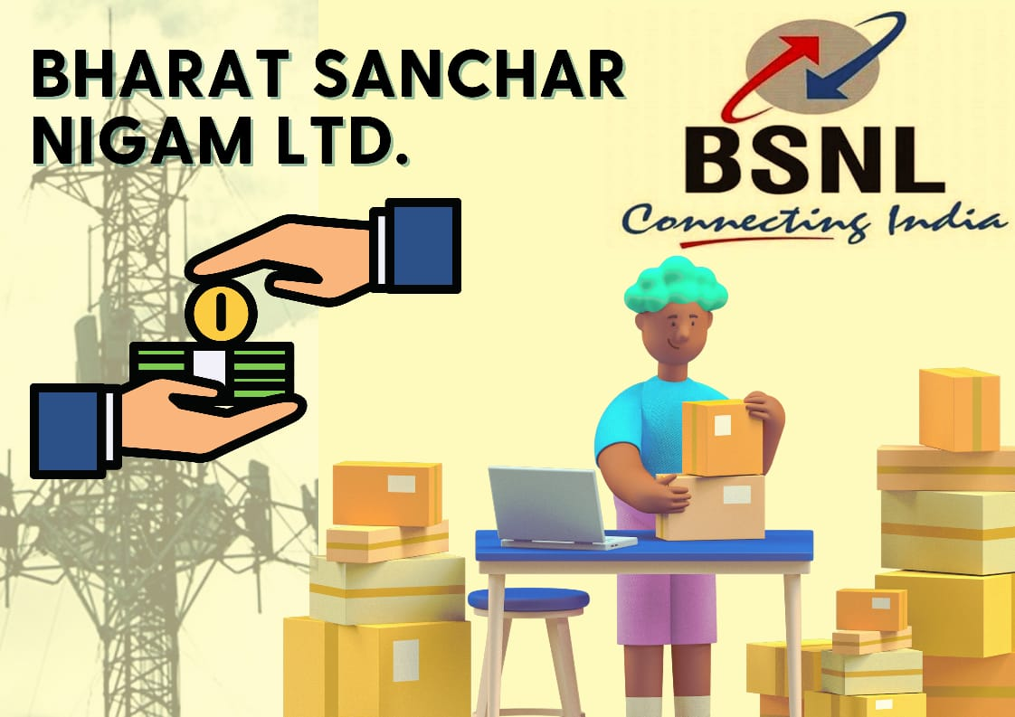 BSNL Salary Basic Pay Scale for Employee | Full Guide 1