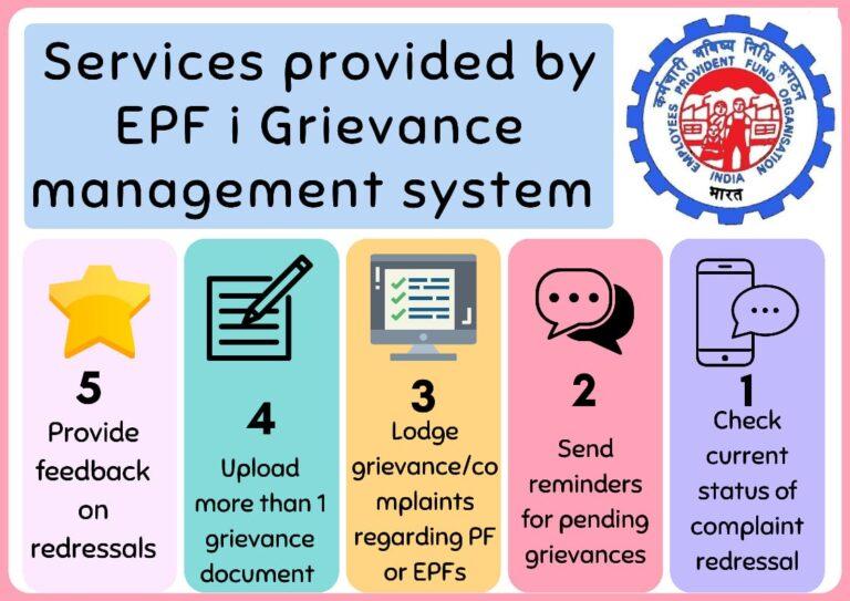 Epfigms Grievance Portal: How To Register & More - Guide 3