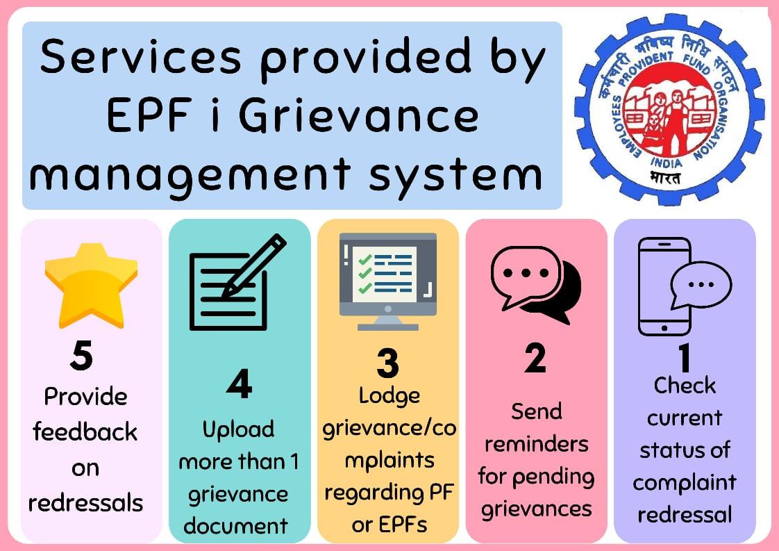 Epfigms Grievance Portal: How To Register & More - Guide 1