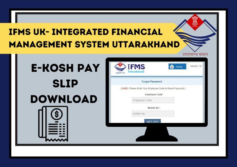Ekosh Pay Slip Download: How to Login & More - Full Guide 2