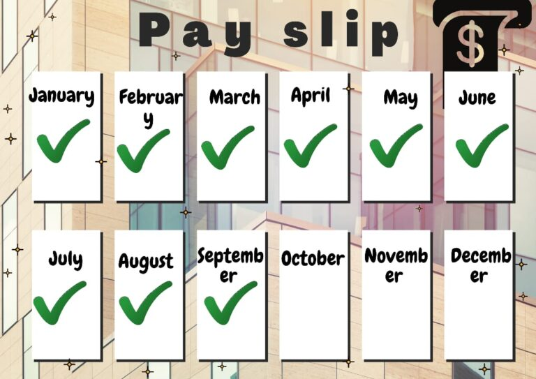 Understanding your Pay Slip - New Format | All You Need To Know 4