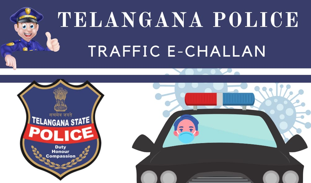 Telangana State E-Challan - All You Need to Know - [Guide] 1
